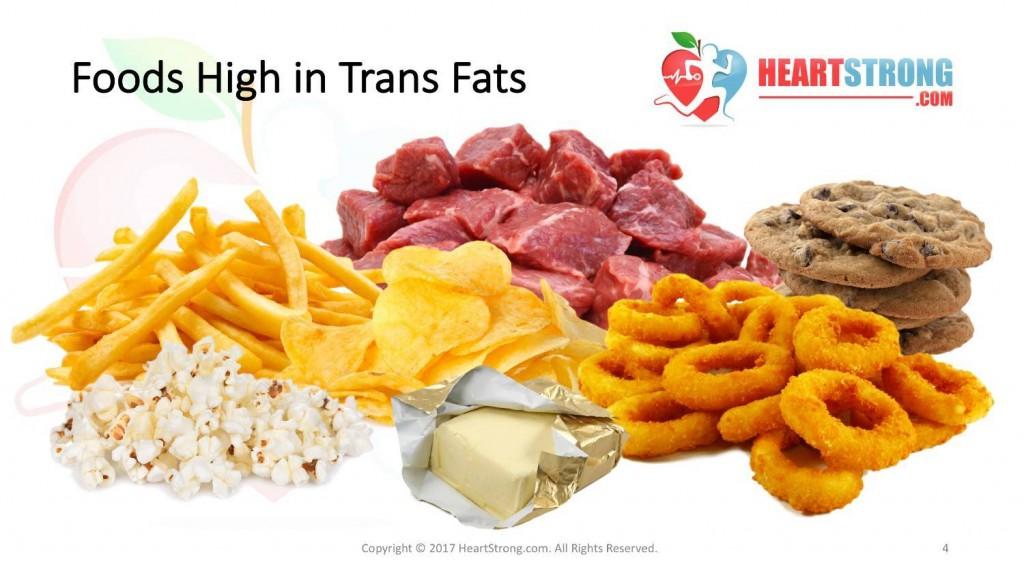 Trans Fats Heartstrong